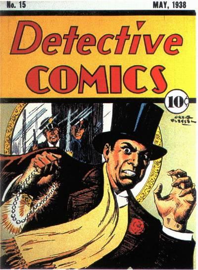 Detective Comics Vol 1 15