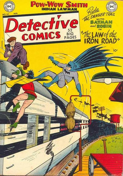 Detective Comics Vol 1 162