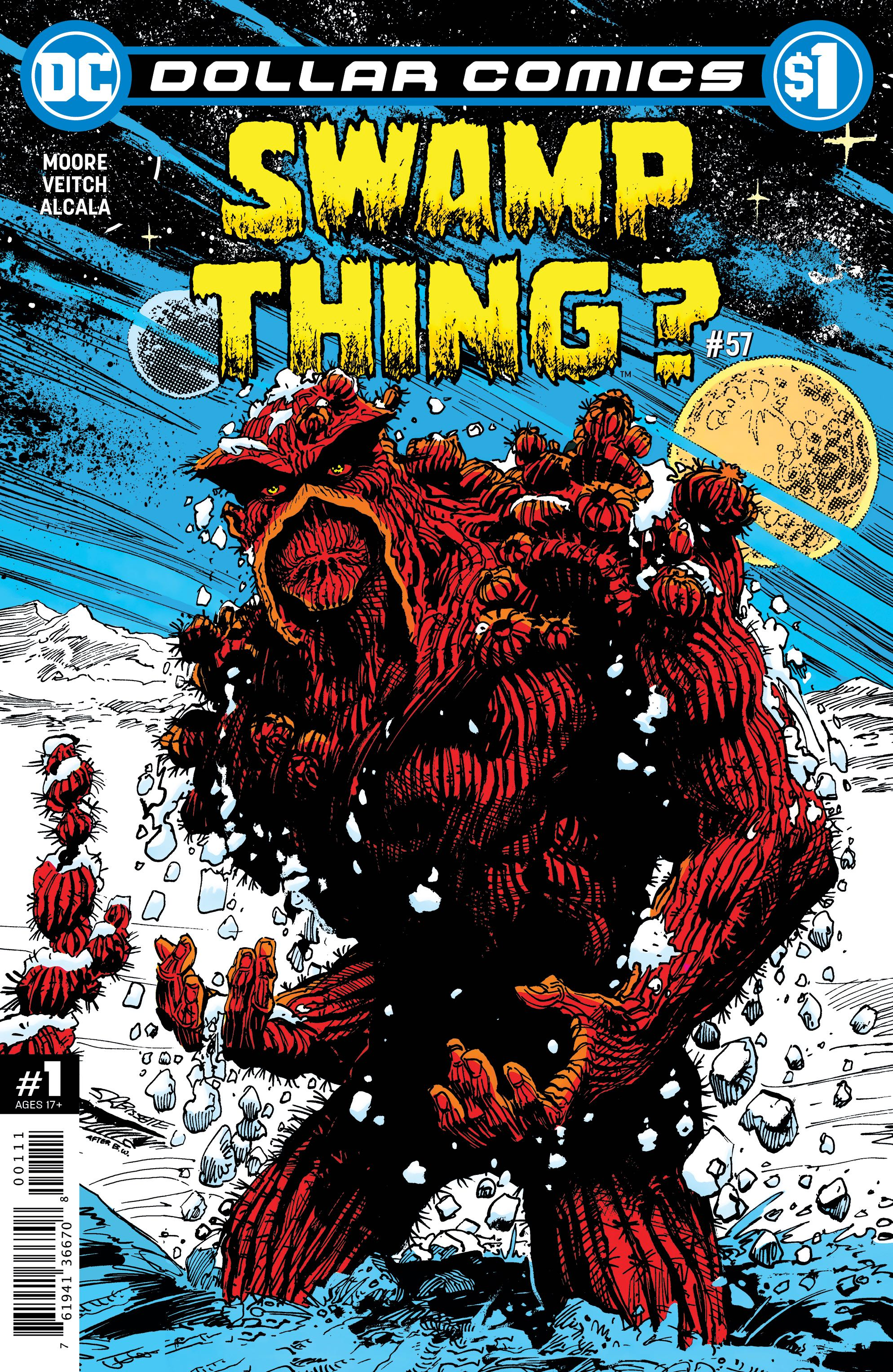 Dollar Comics: Swamp Thing Vol 2 57