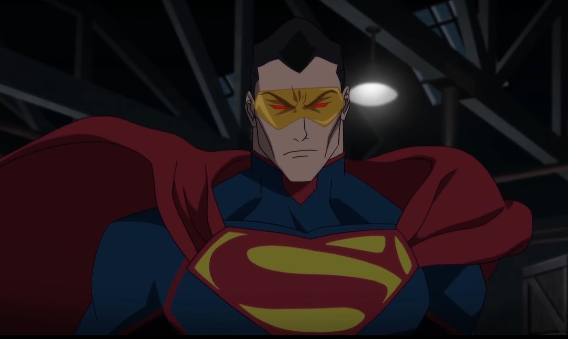 Eradicator (DC Animated Movie Universe)