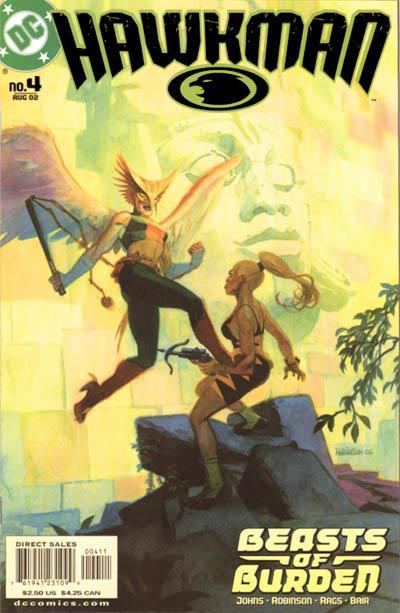 Hawkman Vol 4 4