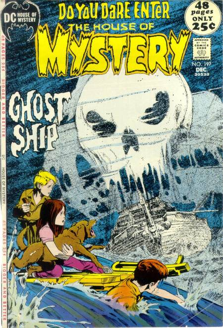 House of Mystery Vol 1 197