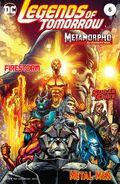 Legends of Tomorrow Vol 1 5