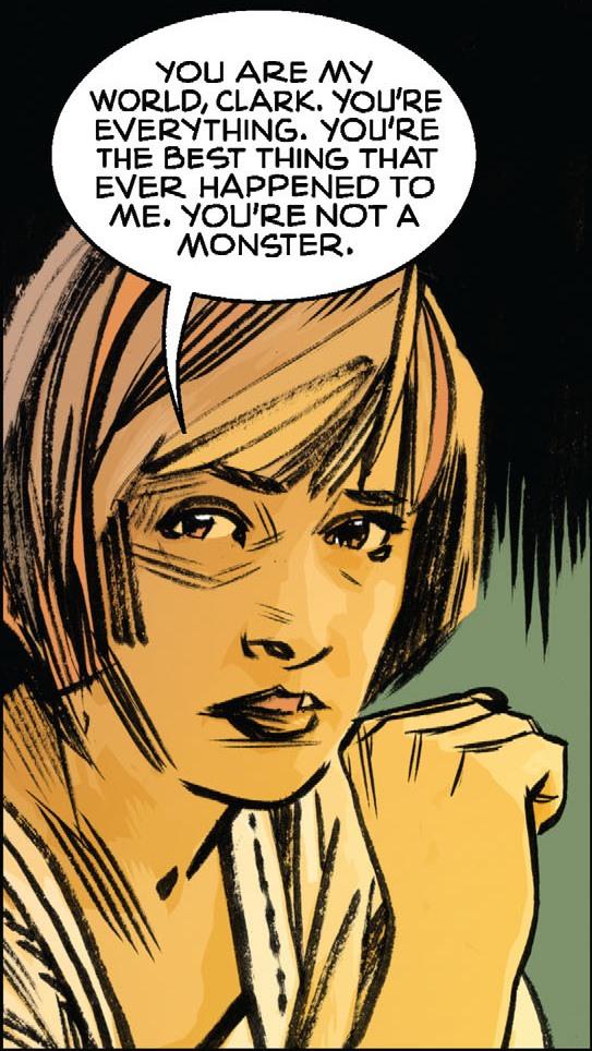 Martha Clark (American Alien)