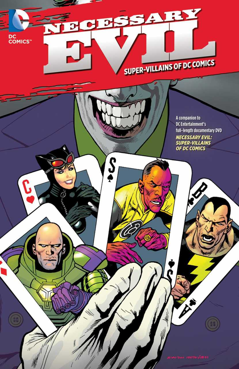 Necessary Evil: The Villains of the DC Universe (Collected)