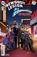 Newsboy Legion Boy Commandos Special Vol 1 1