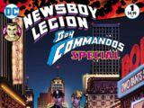 Newsboy Legion/Boy Commandos Special Vol 1 1