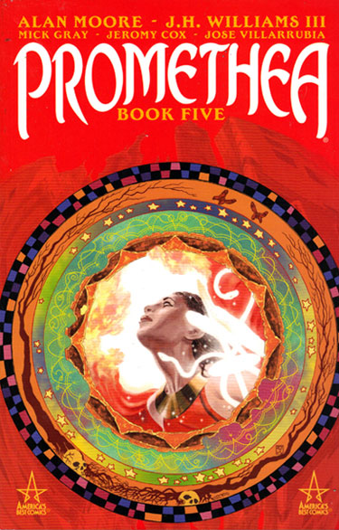 Promethea: Book Five (Collected)