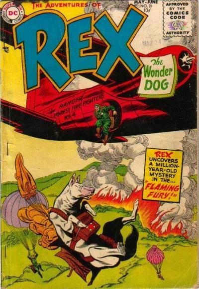 Adventures of Rex the Wonder Dog Vol 1 21