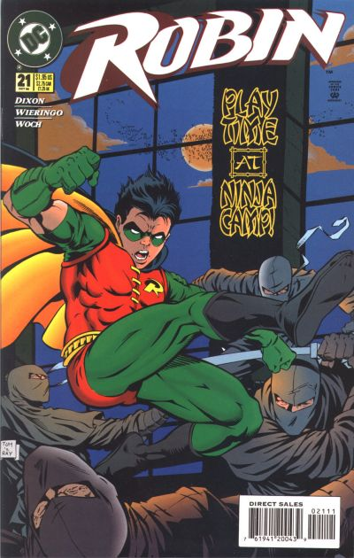 Robin Vol 2 21