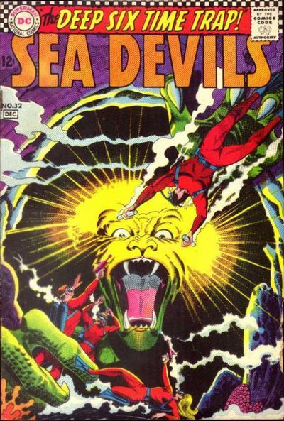 Sea Devils Vol 1 32
