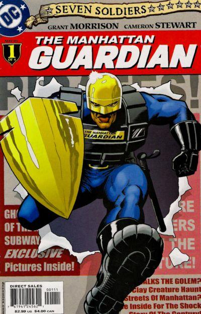 Seven Soldiers: Manhattan Guardian Vol 1 1