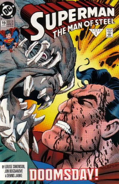 Superman: The Man of Steel Vol 1 19