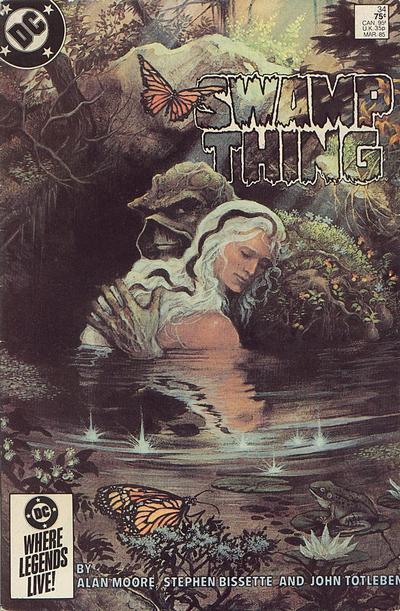 Swamp Thing Vol 2 34