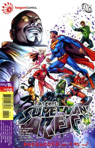 Tangent: Superman's Reign Vol 1 11
