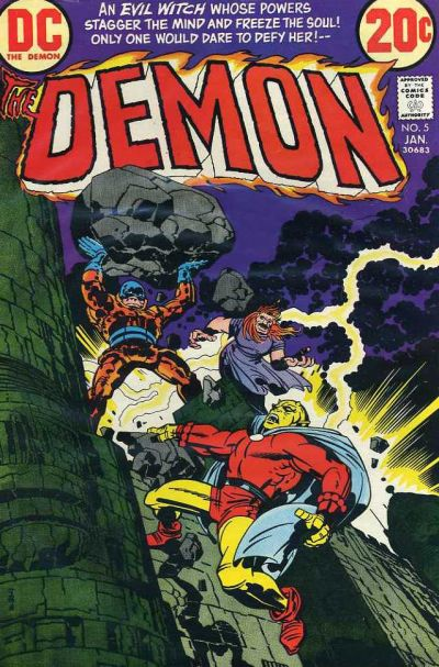 The Demon Vol 1 5