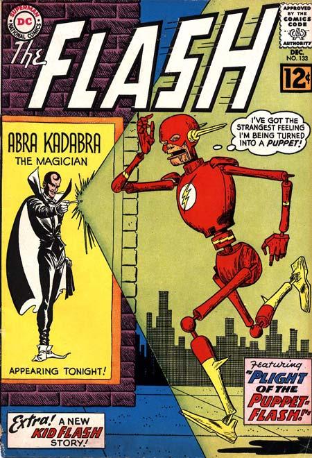 The Flash Vol 1 133