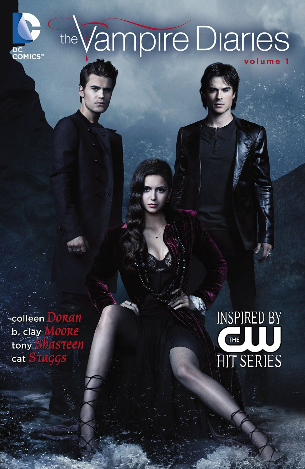 The Vampire Diaries Vol. 1 (Collected)