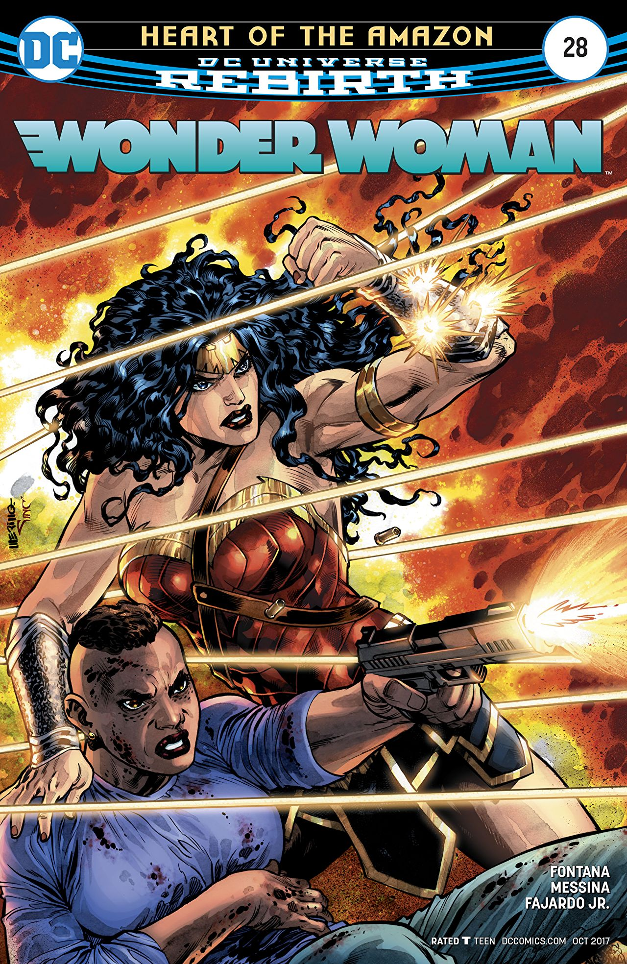 Wonder Woman Vol 5 28