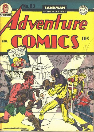 Adventure Comics Vol 1 83