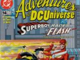 Adventures in the DC Universe Vol 1 14