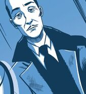 Alfred Pennyworth Under the Moon 0001