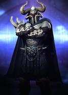 Ares (Injustice The Regime) 002