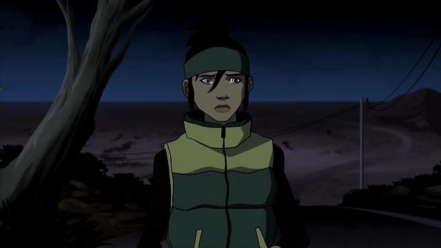 Asami Koizumi (Earth-16)