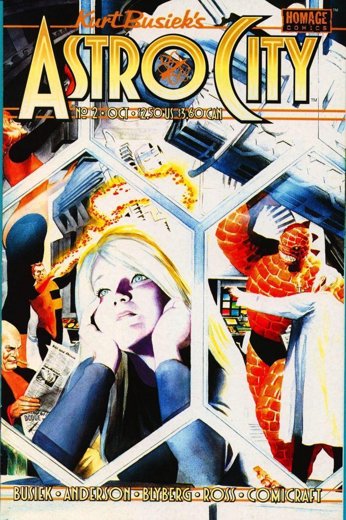 Astro City Vol 2 2