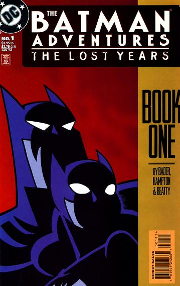 The Batman Adventures: The Lost Years Vol 1 1