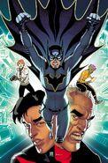 Batman Beyond Vol 6 12 Textless