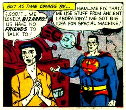 Bizarro Lois Lane (Earth-One)