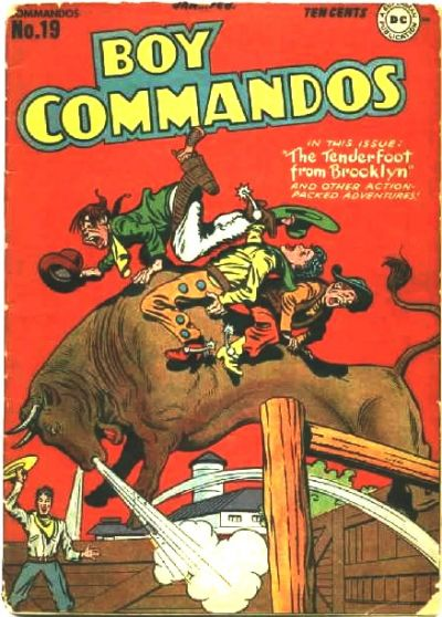 Boy Commandos Vol 1 19