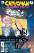 Catwoman Election Night Vol 1 1