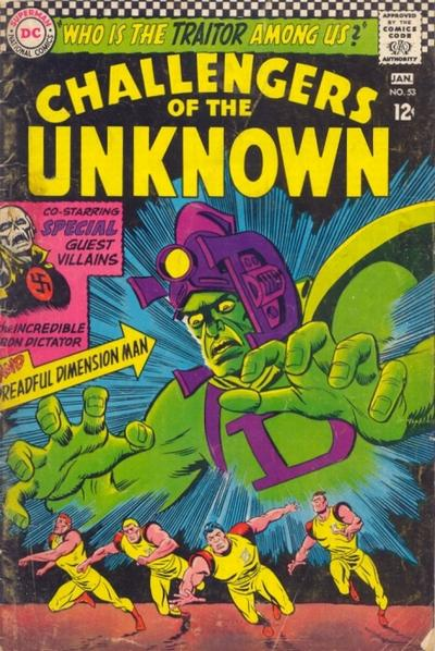 Challengers of the Unknown Vol 1 53
