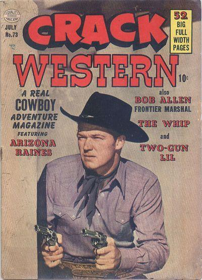 Crack Western Vol 1 73