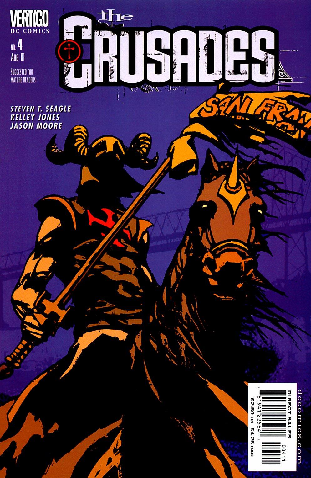 The Crusades Vol 1 4
