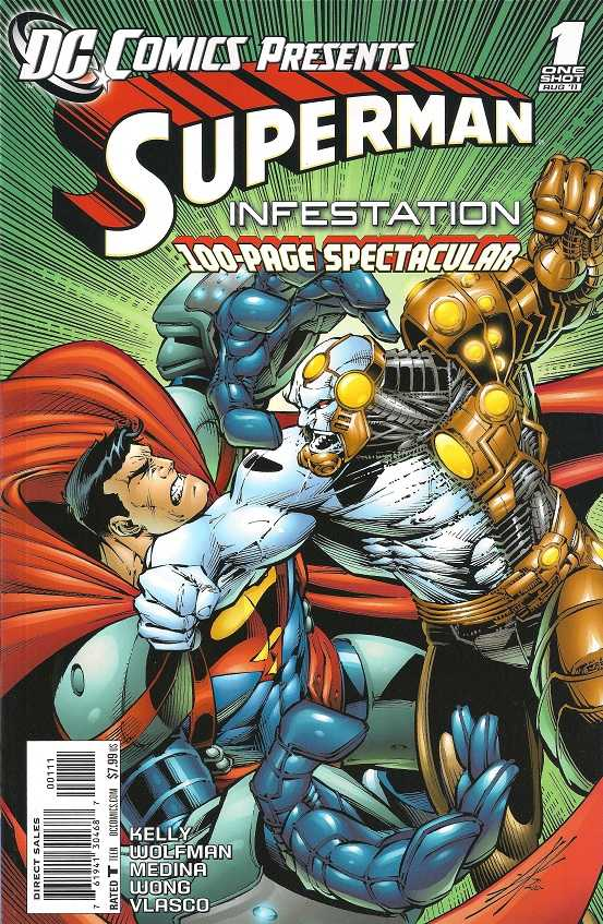 DC Comics Presents: Superman - Infestation Vol 1 1