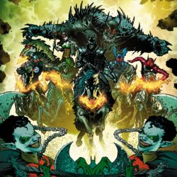 Dark Knights (Dark Multiverse)