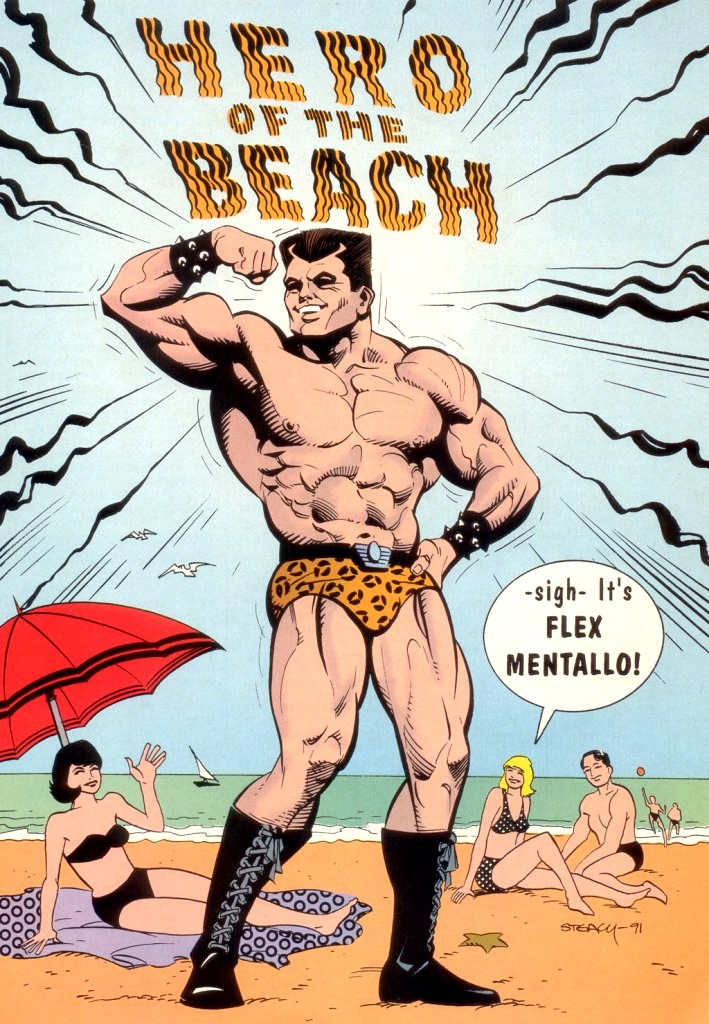 Flex Mentallo (New Earth)