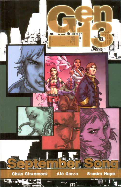 Gen 13: September Song (Collected)