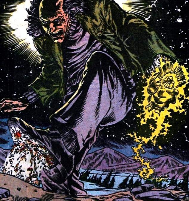 Gray Man II (New Earth)