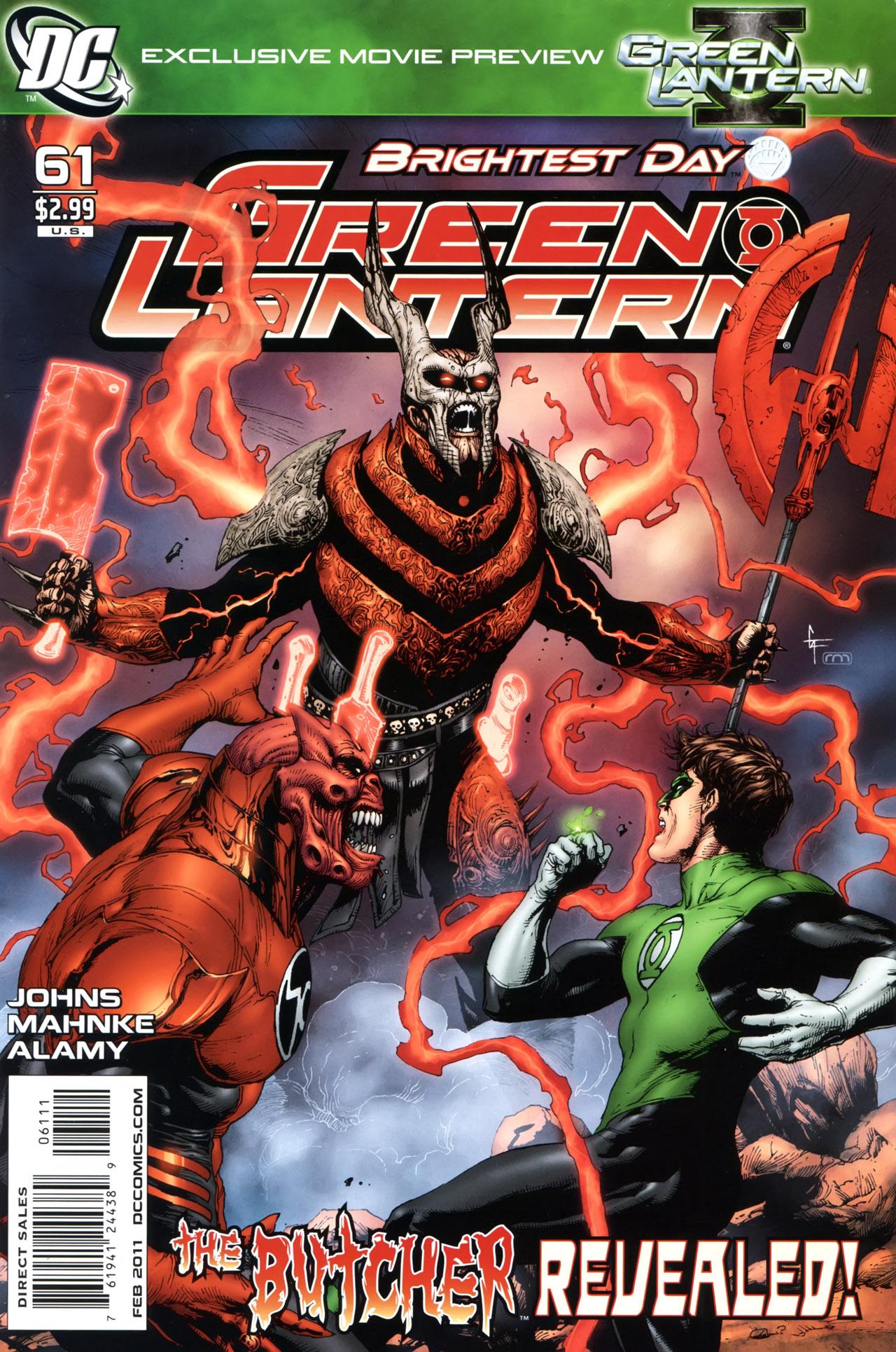 Green Lantern Vol 4 61
