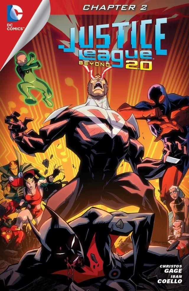 Justice League Beyond 2.0 Vol 1 2 (Digital)