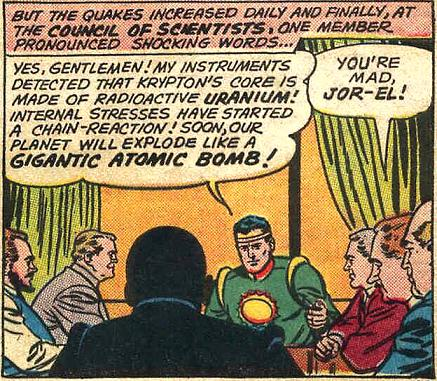 Kryptonian Science Council