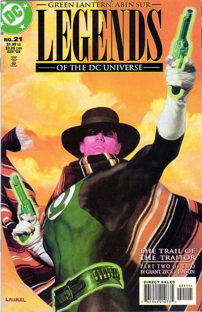 Legends of the DC Universe Vol 1 21