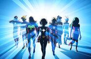Legion of Super-Heroes II 019