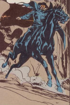 Lucifer the Horse (New Earth)
