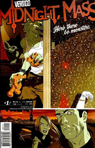 Midnight, Mass: Here There Be Monsters Vol 1 1