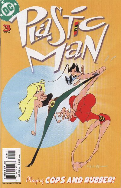Plastic Man Vol 4 3